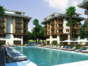 Property in Antalya - Beautiful apartments in a great location Konyaalti - Antalya