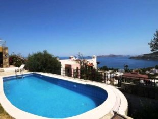 Property in Bodrum - Lovely detached villa in Bodrum with amazing views
