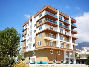 Property in Alanya - Apartments in Mahmutlar, Alanya: Compact and Comfortable