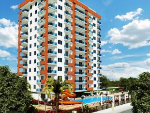 Property in Alanya - 2 Bedroom Apartment on Sale in Alanya