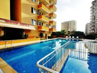 Property in Alanya - 2 + 1 Apartment with Lot of Amenities in Alanya