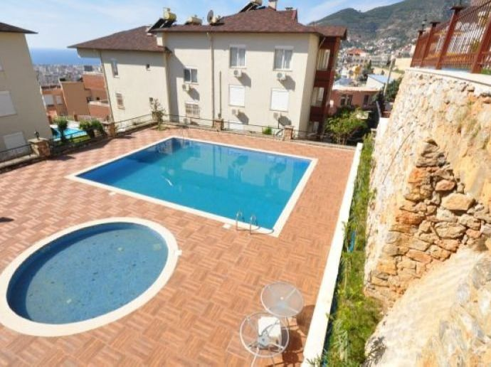 Apartments For Sale Alanya Centrum 2