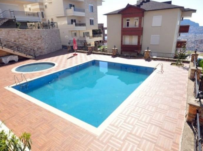 Apartments For Sale Alanya Centrum 4
