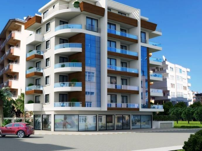 Apartments For Sale Alanya Mahmutlar 5