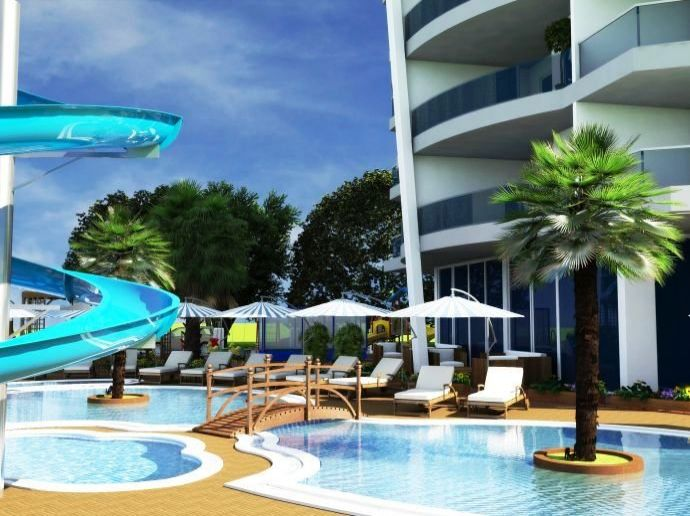 Apartments For Sale Alanya Mahmutlar 9