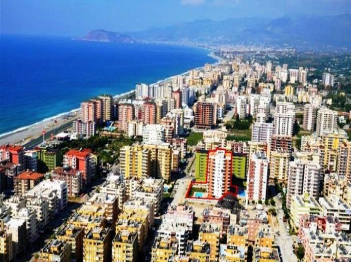 Apartments For Sale Alanya Mahmutlar 20
