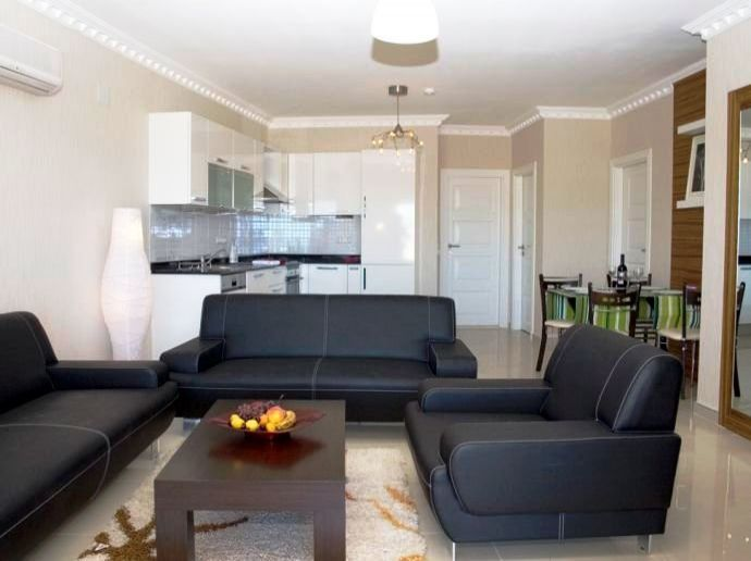 Apartments For Sale Alanya Avsallar 12