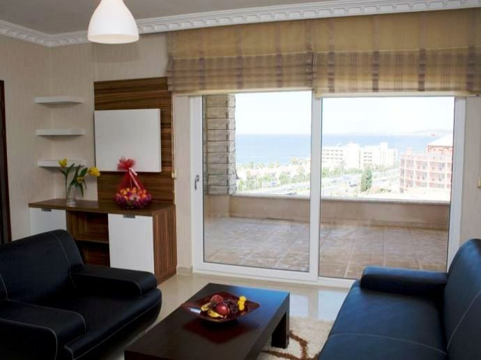 Apartments For Sale Alanya Avsallar 14