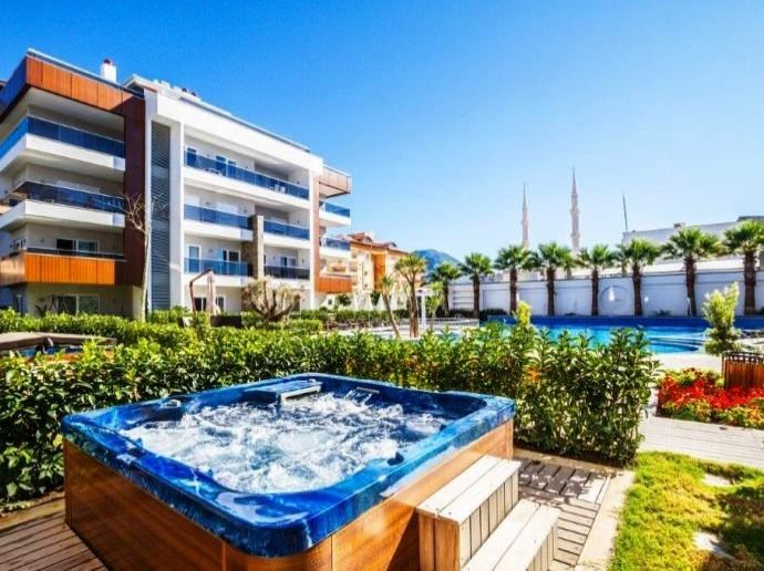 Apartments For Sale Alanya Oba 4