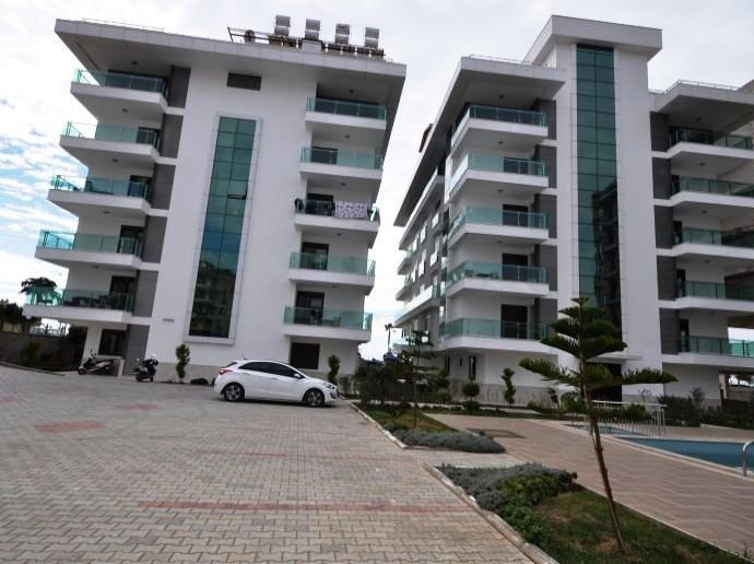 Apartments For Sale Alanya Kestel 6