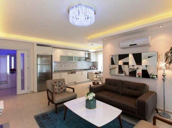 Apartments For Sale Alanya Avsallar 10