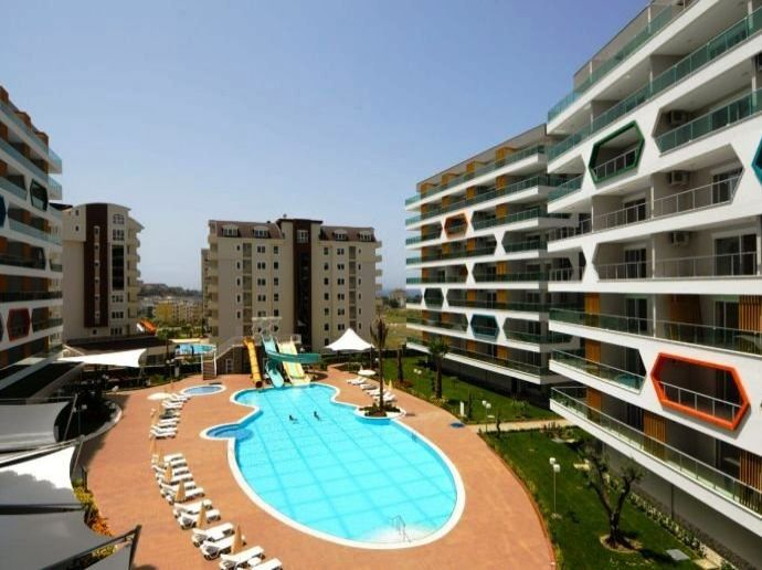 Apartments For Sale Alanya Avsallar 1
