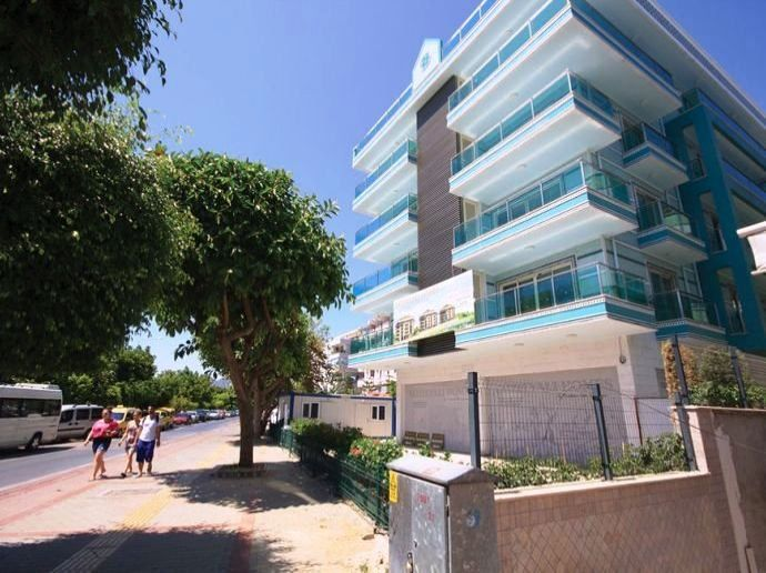 Apartments For Sale Alanya Centrum 8