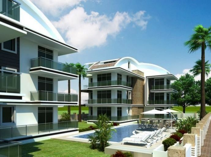 Apartments For Sale Belek 2