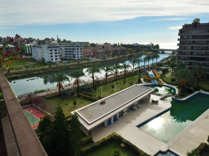 Apartments For Sale Alanya Tosmur 13