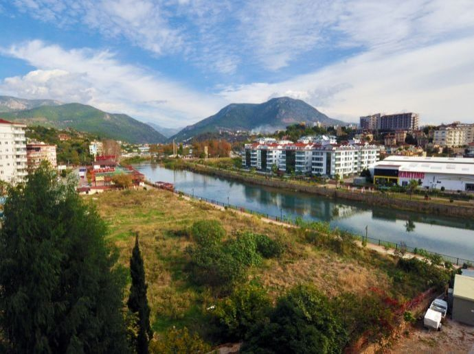 Apartments For Sale Alanya Tosmur 16