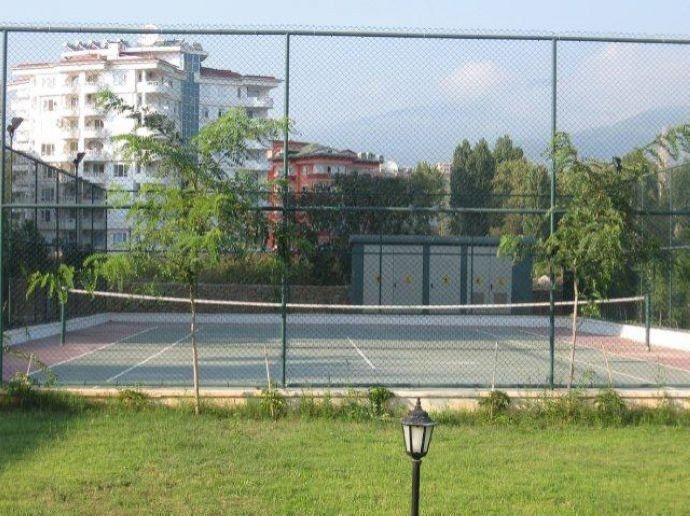 Apartments For Sale Alanya Tosmur 18