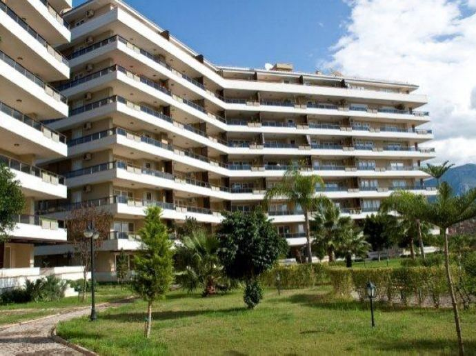 Apartments For Sale Alanya Tosmur 2