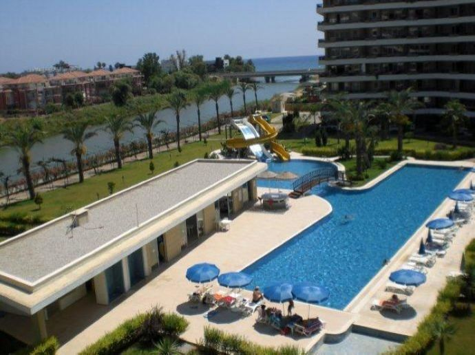 Apartments For Sale Alanya Tosmur 4