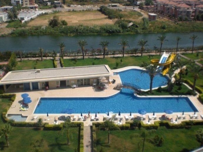 Apartments For Sale Alanya Tosmur 5