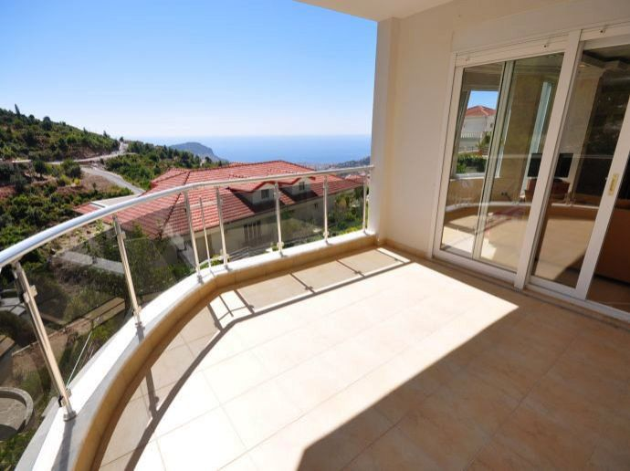 Apartments For Sale Alanya Tepe 9