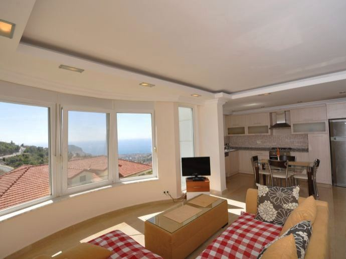 Apartments For Sale Alanya Tepe 3