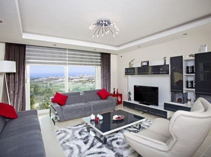 Apartments For Sale Alanya Kargıcak 12