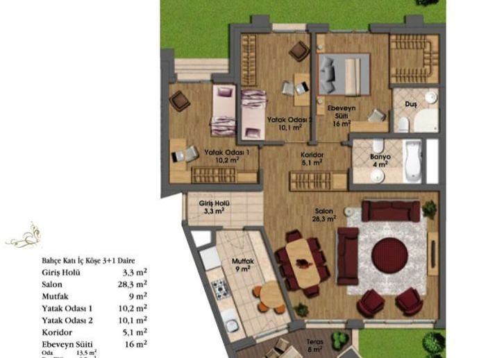 Apartments For Sale Istanbul 18