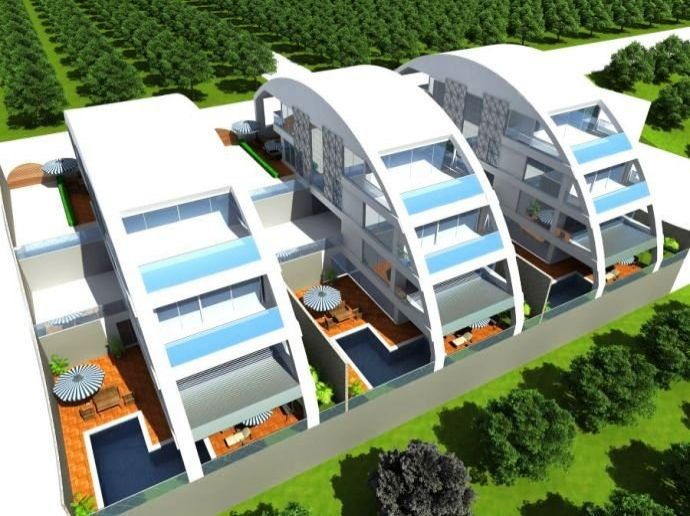 Villas For Sale Alanya Kargıcak 2