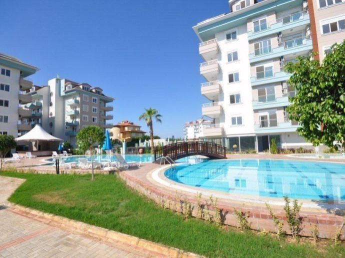 Apartments For Sale Alanya Kestel 8