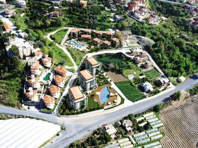 Apartments For Sale Alanya Kargıcak 10