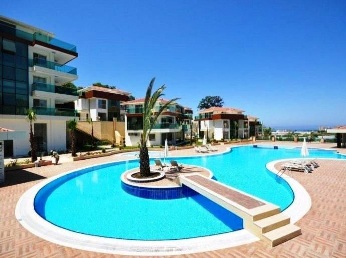 Apartments For Sale Alanya Kargıcak 2
