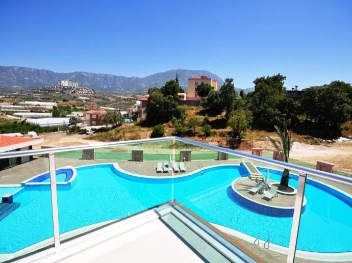 Apartments For Sale Alanya Kargıcak 19