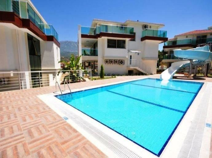Apartments For Sale Alanya Kargıcak 3