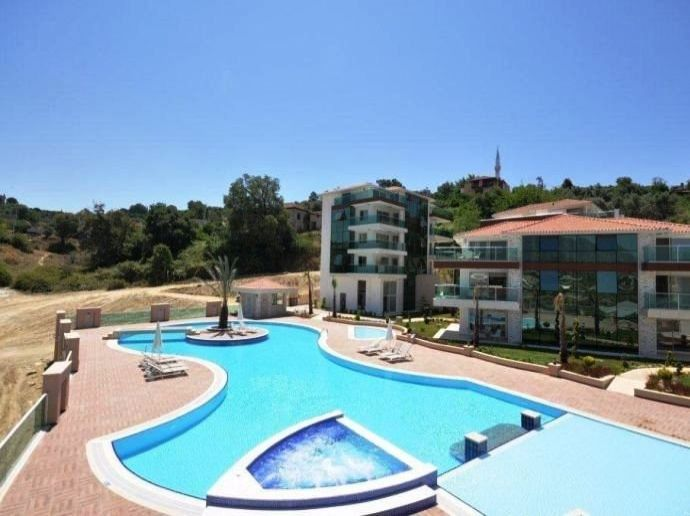 Apartments For Sale Alanya Kargıcak 5