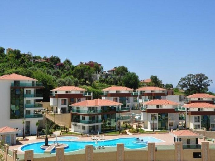Apartments For Sale Alanya Kargıcak 1