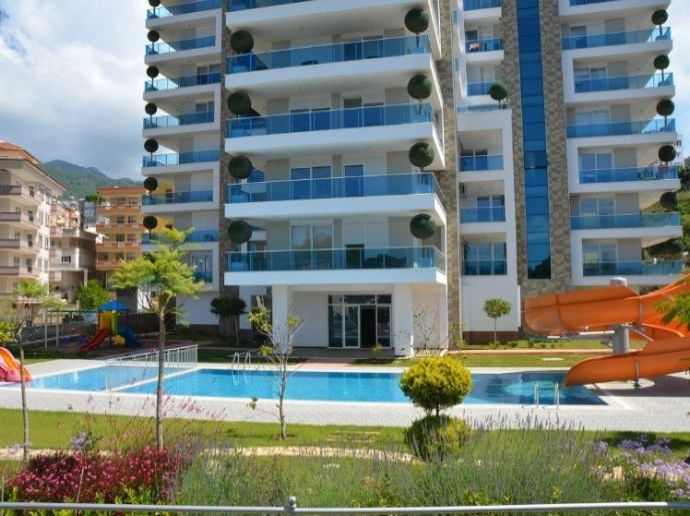 Apartments For Sale Alanya Cikcilli 2