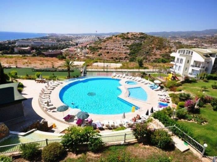 Apartments For Sale Alanya Konaklı 9