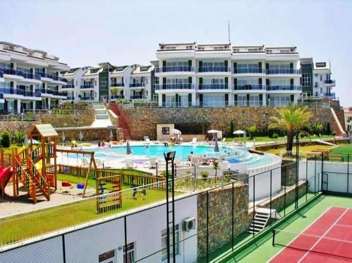 Apartments For Sale Alanya Konaklı 5