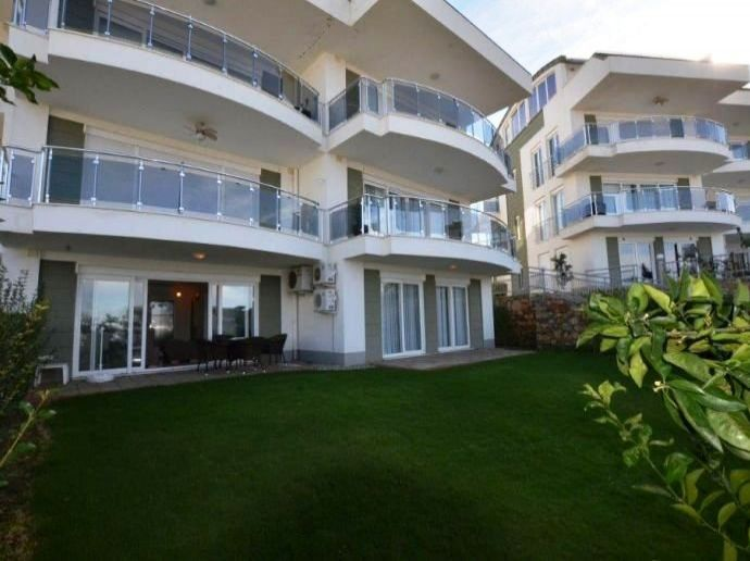 Apartments For Sale Alanya Konaklı 6