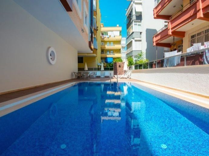 Apartments For Sale Alanya Centrum 3