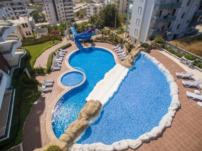 Apartments For Sale Alanya Avsallar 17
