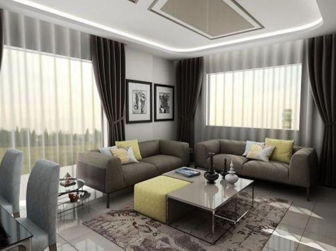 Apartments For Sale Alanya Mahmutlar 6