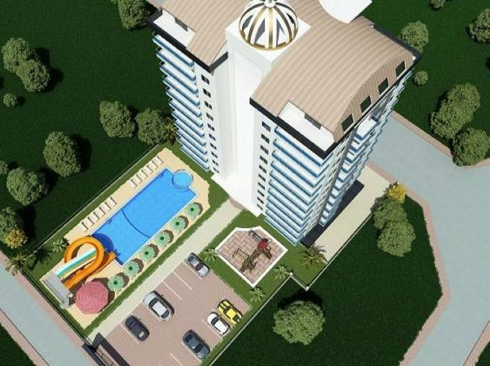 Apartments For Sale Alanya Mahmutlar 15