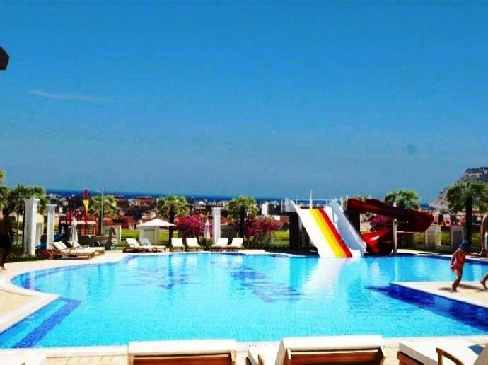 Apartments For Sale Alanya Oba 18