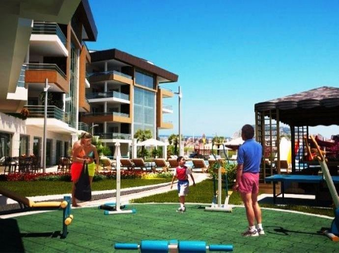 Apartments For Sale Alanya Oba 19