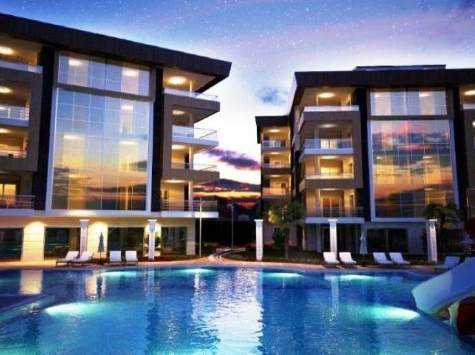 Apartments For Sale Alanya Oba 3