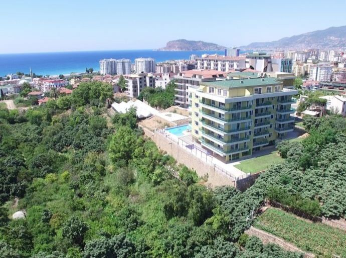Apartments For Sale Alanya Kestel 18