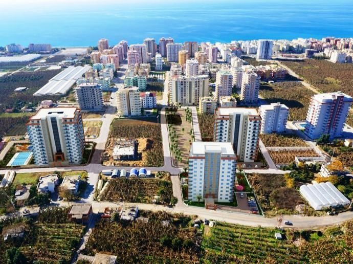 Apartments For Sale Alanya Mahmutlar 19