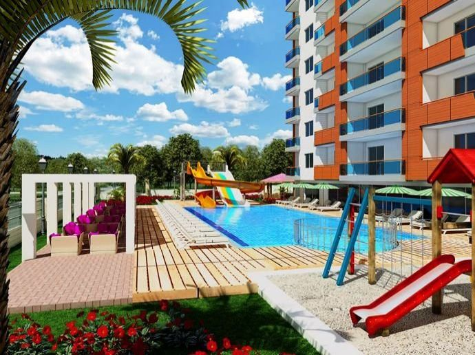 Apartments For Sale Alanya Mahmutlar 1